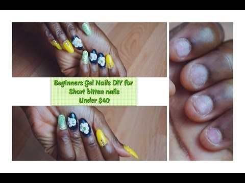 https://youtu.be/VkS-SPmTjtU  GIVEAWAY| DIY - BEGINNERS GEL NAILS, 3D NAIL ART FOR SHORT BITTEN NAILS UNDER $20 | MADAM GLAM  Today I decided to  try 3d nail art for the first time and I shared that with you guys here. I did this by myself at home and purchased everything which cost me less than 15 pounds/ $20 (except the items from Madam Glam). Having my nails done professionally costs me over 50 pounds including my transportation and only lasts me a week plus.   So I decided to learn how…