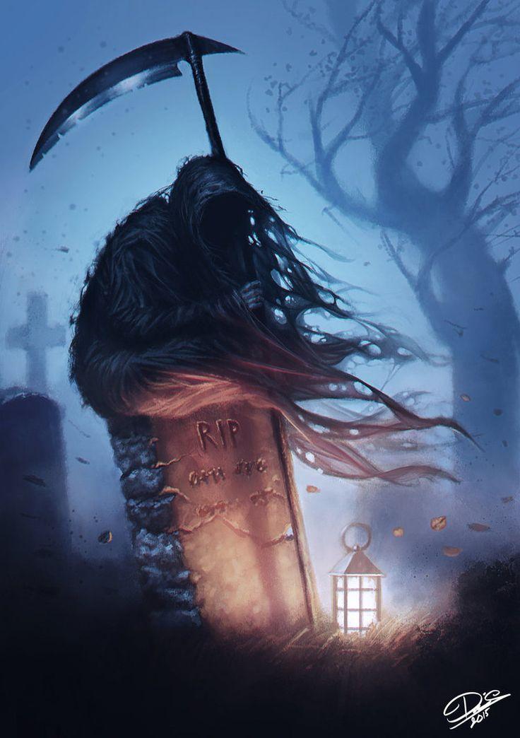 horrorandhalloween: by Disse86 | Alia Pulchra Es