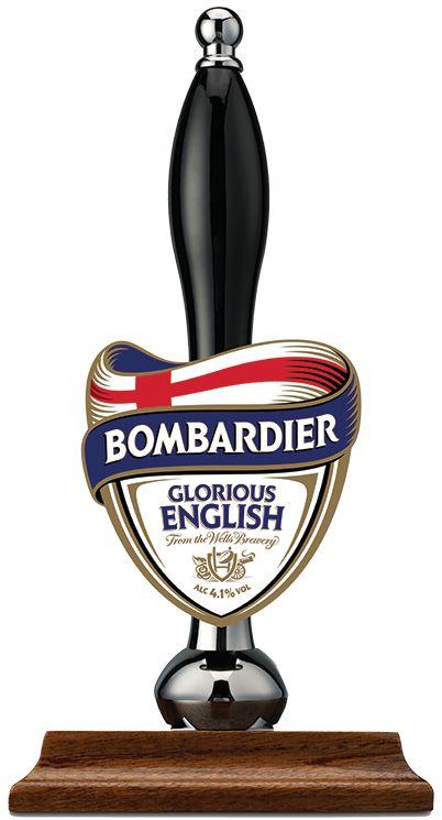 Bombardier Glorious English (Pump)