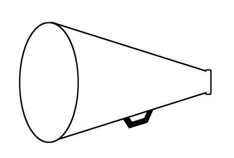Cheerleading megaphone and poms clipart top hd images for free 2 ...