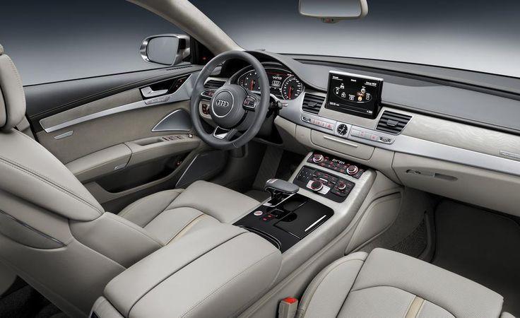 Nice Audi: Car and Driver  Rides Check more at http://24car.top/2017/2017/07/25/audi-car-and-driver-rides/
