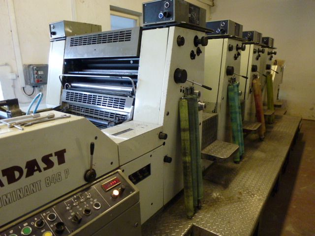 When it comes to printing presses, Adast is a reputed brand. Goodmachine, a renowned dealer of used Adast machines, speaks about the illustrious history of the company and the unique features of its products.