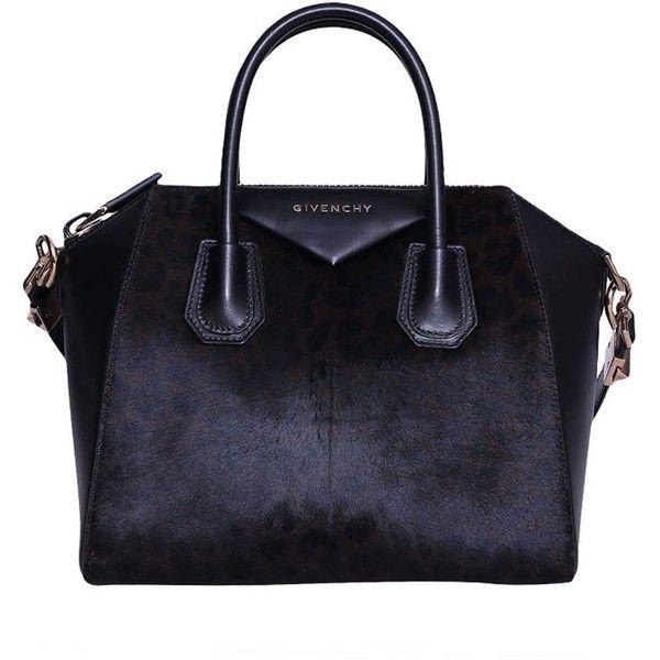 "If the ""Givenchy Antigona medium bag faux pony"" fits, wear it! @Polyvore #ShopPolyvore"