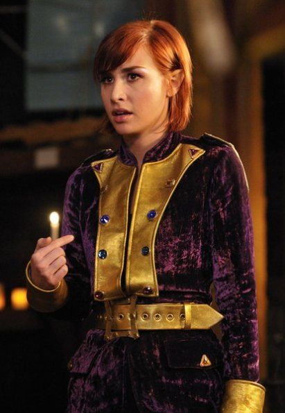 I'm the princess-Warehouse 13 - Claudia