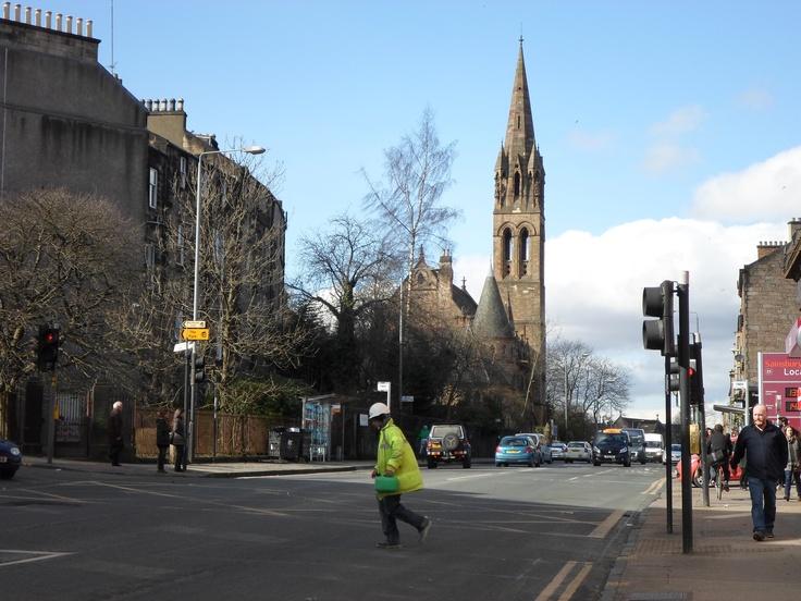 Daily days in my neighborhood West End Glasgow.