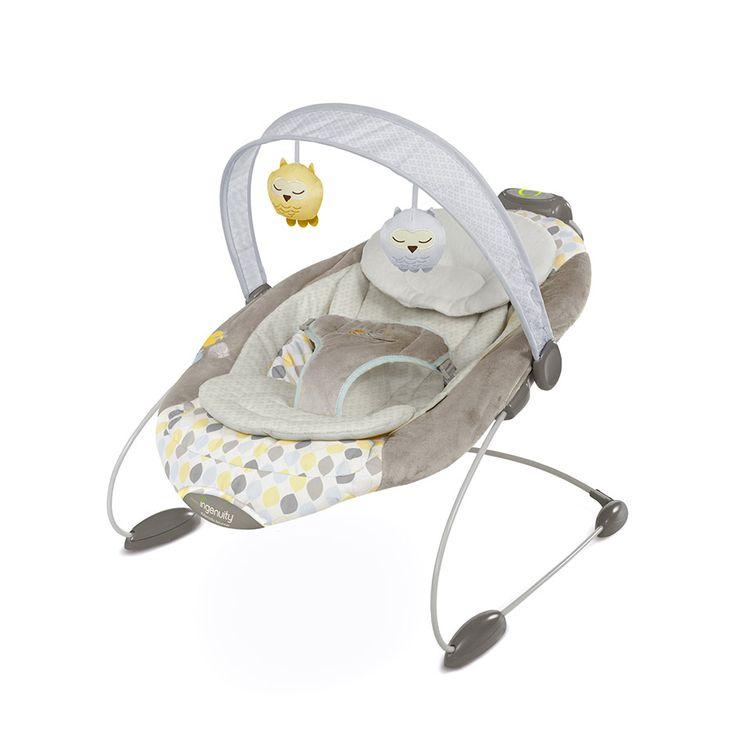 Ingenuity Gentle Automatic Bouncer - Winslow | Babies R Us Australia
