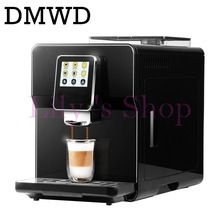US $685.54 Commercial fancy Cappuccino coffee maker milk Foam bubble Italian 19bar espresso cappuccino coffee machine coffee beans grinder. Aliexpress product