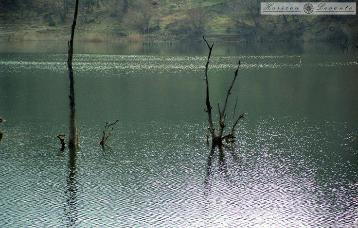 The Tsivlou lake