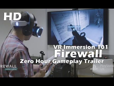 81c30fac7287 Firewall  Zero Hour VR Immersion 101 PS4