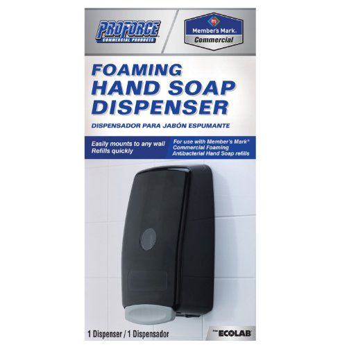 Proforce  Members Mark Commercial Foaming Hand Soap Dispenser 2 pack *** Find out more about the great product at the image link.