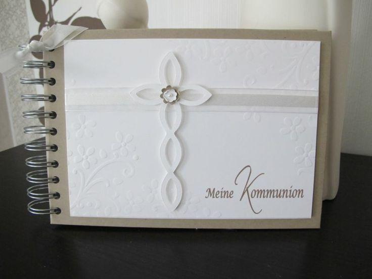 Fotoalbum zur Kommunion