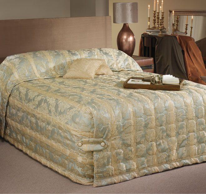 King Bed Comforters Hexagon