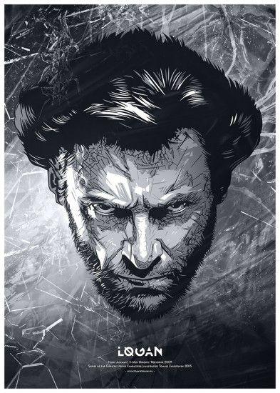 Plakat X-Men Logan