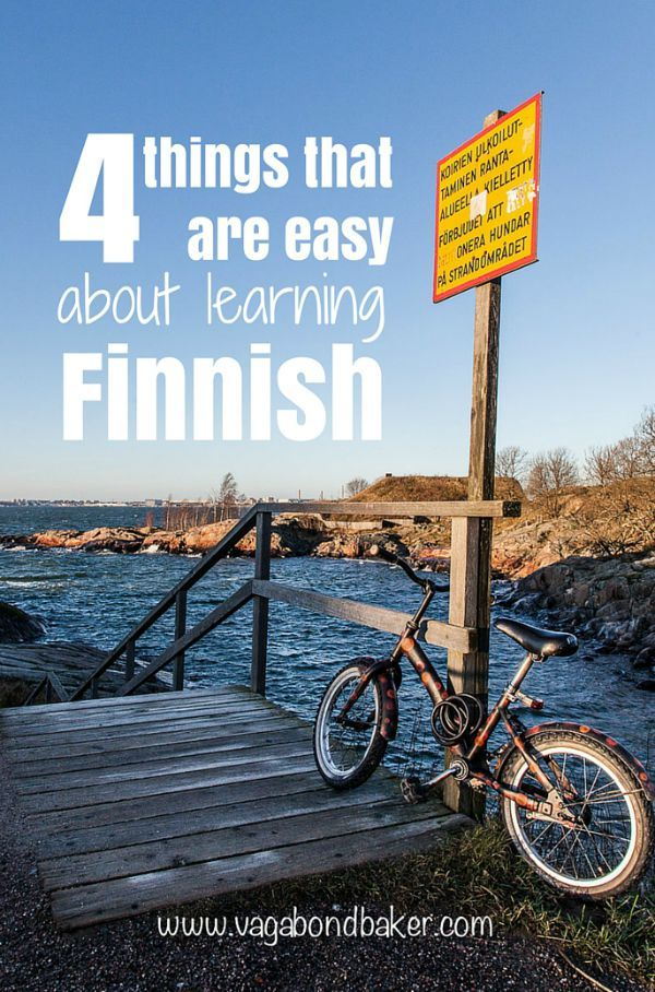 4 Things That Are Easy About Learning Finnish