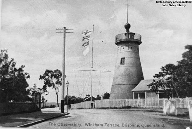History of The Old Tower Mill, Brisbane