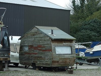 well if you have to go caravaning