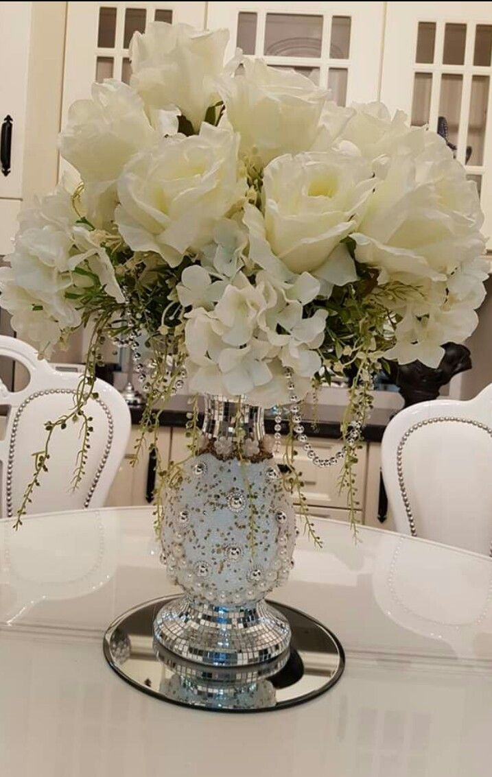 Diy Flower Arrangements For Bridal Showers Flowersandflowerthings Flower Arrangements Diy Bridal Shower Flowers Elegant Bridal Shower