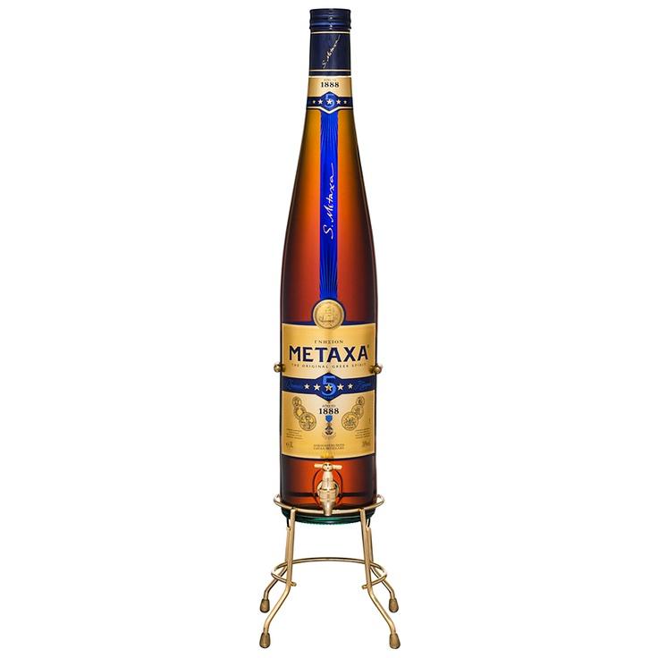 Metaxa 5***** 38% 3,0L #bottle #bottleshop #metaxa