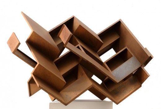 Ramirez Villamizar Geometry / Abstraction / Connotation Sculptures ...