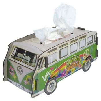 """Werkhaus Shop - VW T1 """"Hippie"""" - Tissue-Box"""