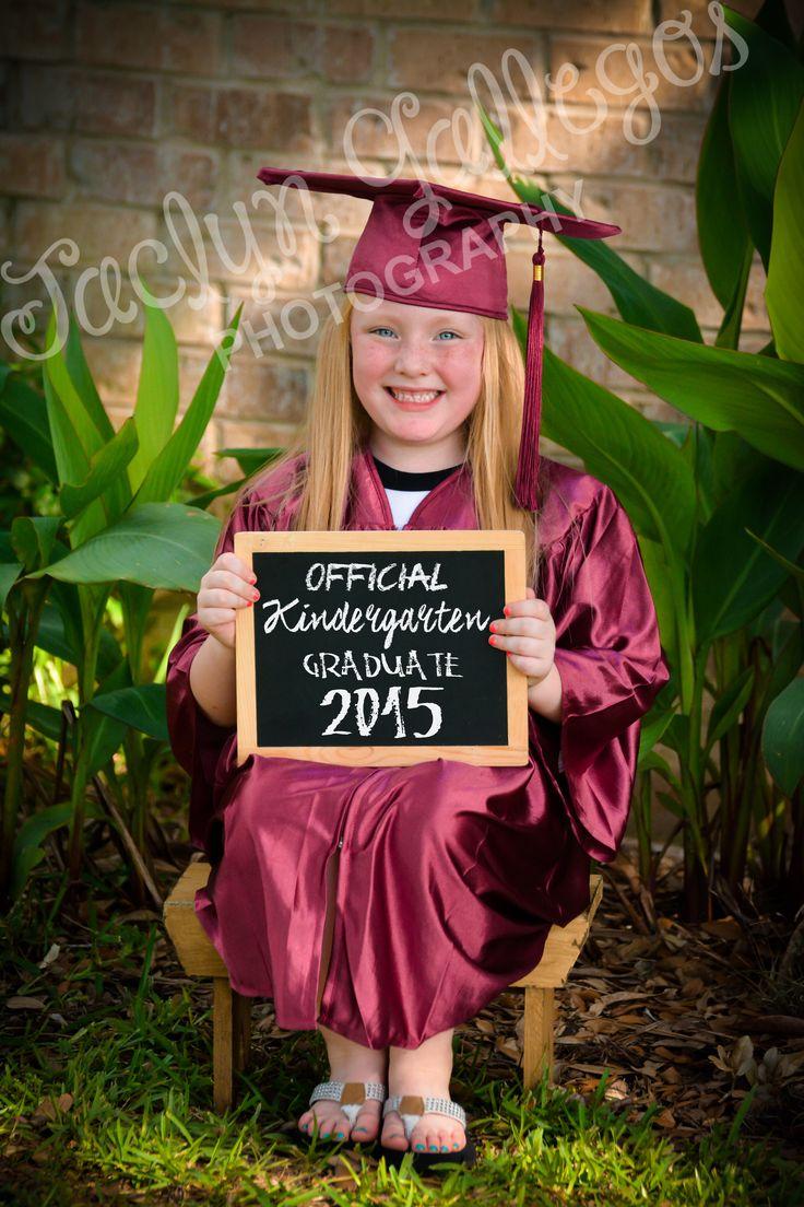 Cap and gown for kindergarten - Photography Kindergarten Graduation Graduate School Child Kinder Grad Mini Session Graduation Portraits