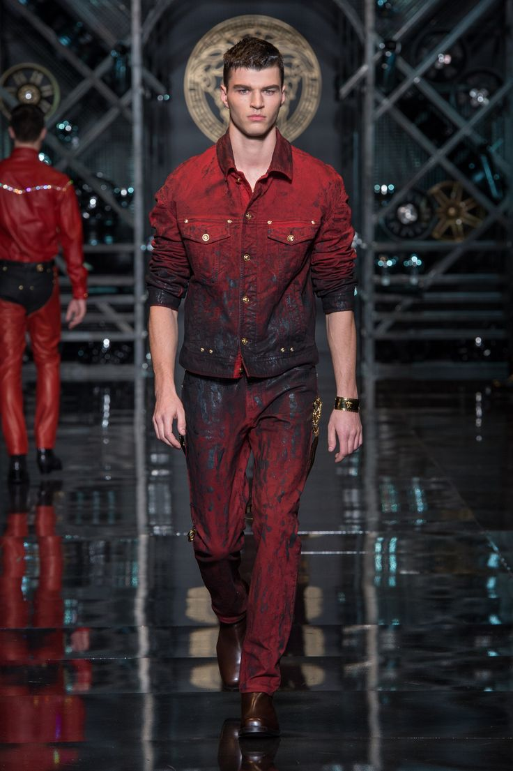 Versace Men 2015 Spring Summer: Best 25+ Versace Men Ideas On Pinterest