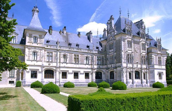 Les 214 meilleures images du tableau ch teaux de france for Menetou salon chateau