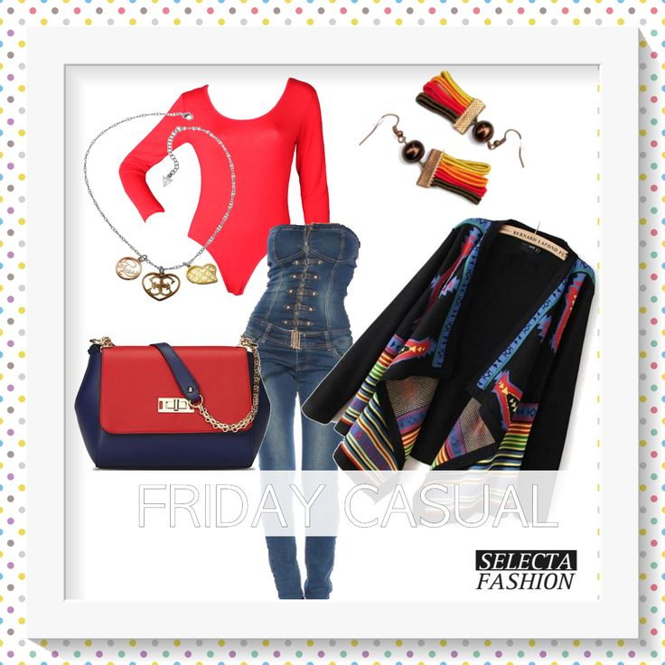 Friday outfits - SELECTA FASHION