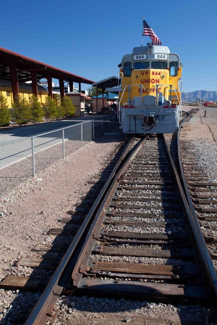 Nevada State Railroad Museum - Boulder City