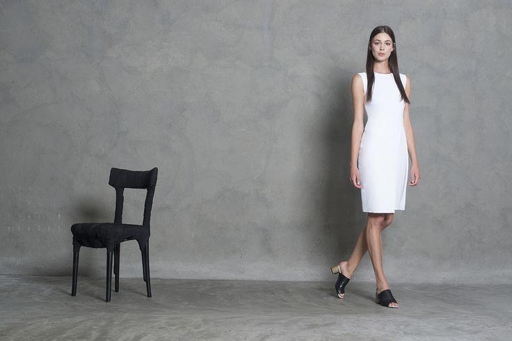 Simple and elegant summer dress.