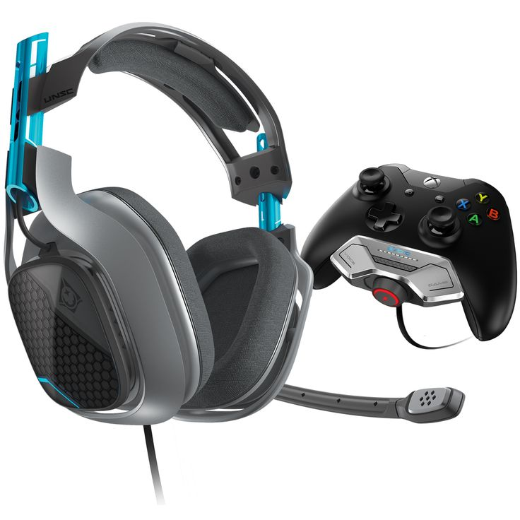 A40 HEADSET + MIXAMP™ M80 220 Gaming headset, Xbox