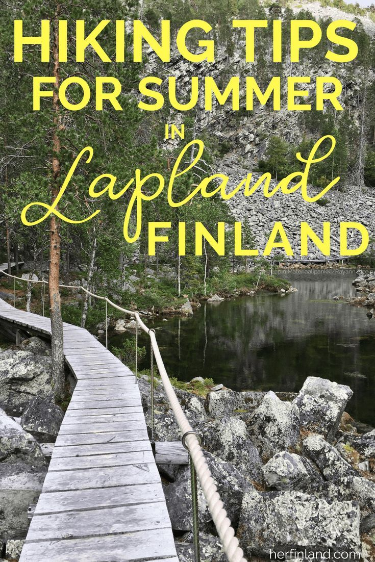 Spend the best Lapland holiday hiking in Pyha Luosto national park! Guide includes trail suggestions, multi-day hike packing list & hiking equipment tips.