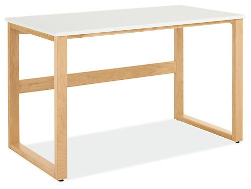 Made By A Family Owned New York Company, The Moda Desk Brings Modern,