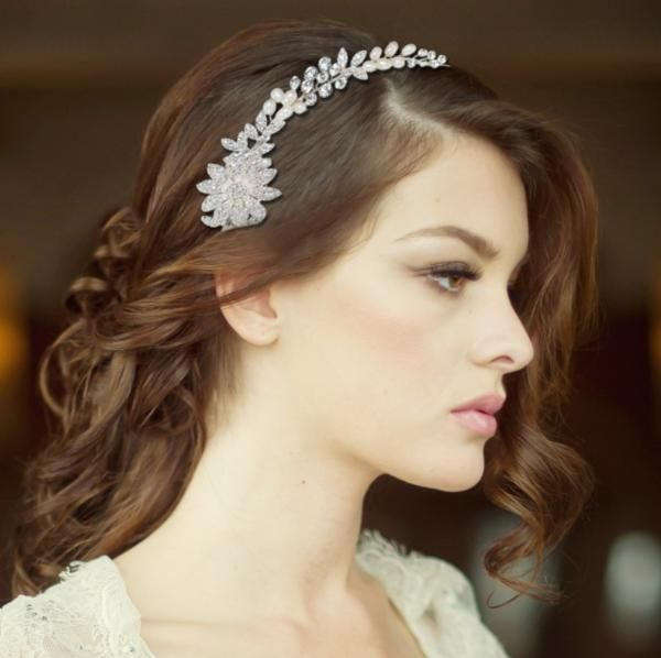 Headpieces For Weddings Ireland: 1000+ Images About Bridal Headpieces On Pinterest
