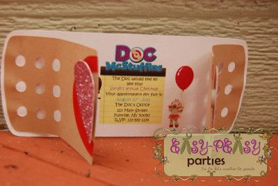 fiesta doctora juguetes bodegas ilusion