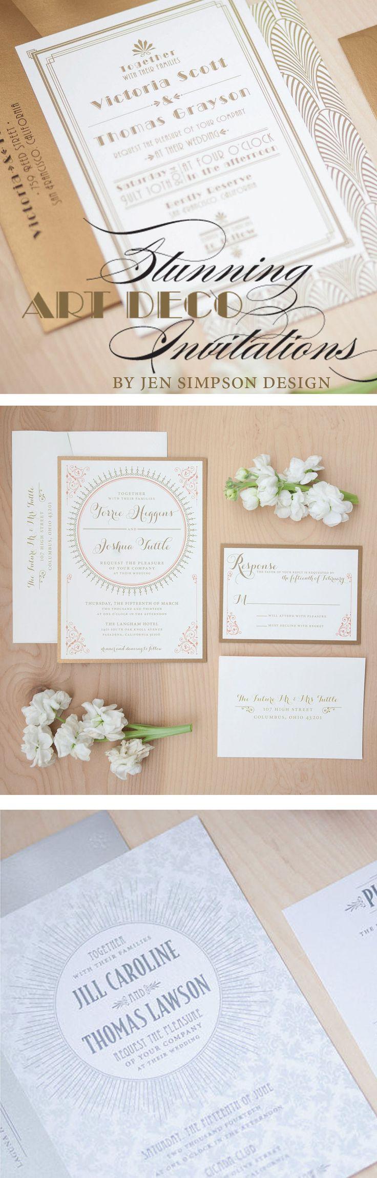 347 Best Wedding Invitation Inspiration Images On Pinterest