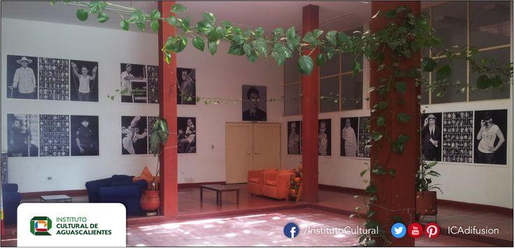 "La #CasaDeLaCultura de Pabellón de Arteaga, durante la exposición ""Rostros de Aguascalientes""."