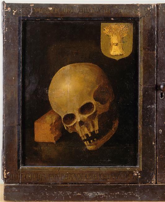 """""""Triptyque de la famille Braque"""" de Rogier Van der Weyden (1399/1400-1464). Paris, musée du Louvre - Photo (C) RMN-Grand Palais (musée du Louvre) / René-Gabriel Ojéda"""
