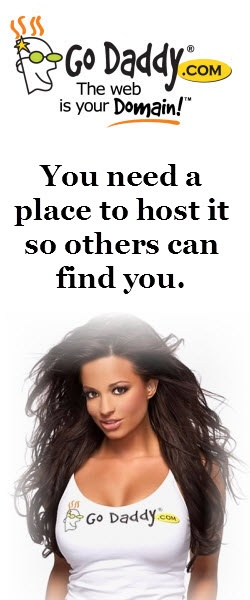 You need a place to host it so others can find you.