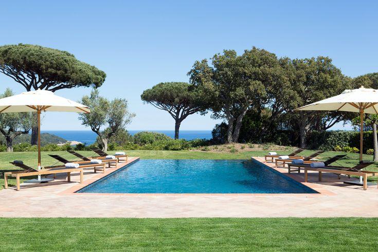 #Welcome #home #SaintTropez #FrenchRiviera #Casol #summer 2017! Villa 19, La Réserve de Ramatuelle.