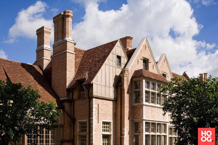 Themenos - Manor / Engels Landhuis - Hoog ■ Exclusieve woon- en tuin inspiratie.