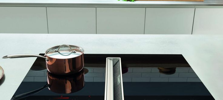 Air venting induction hobs | ACity Life