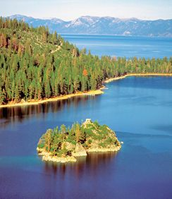 10 Things to Do at Emerald Bay, Lake Tahoe - Make your trip to Emerald Bay memorable with our list of the top 10 things to do at Lake Tahoe's Emerald Bay.