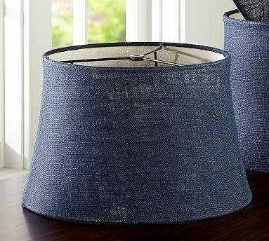 Best 25+ Blue lamp shade ideas on Pinterest | Navy blue lamp shade ...