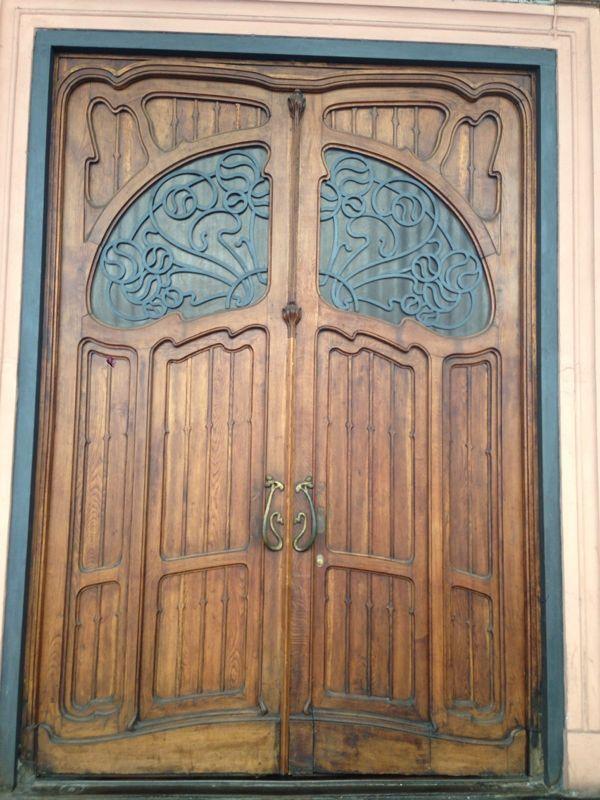 Art Nouveau doors. 1920s. Doors. Savona. Italy & 38 best 1920\u0027s Across the Board Decor images on Pinterest | 1920s ... Pezcame.Com