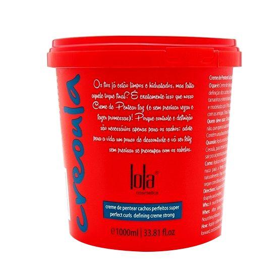 O creme de pentear Creoula é um produto já antigo no mercado. Muito resenhado pelas cacheadas que o testaram e muito querido por todas. Mas...