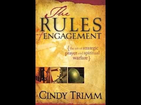 The Rules Of Engagement Declarations and Prayers for spritual warfare pl...