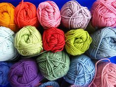 20 Places to Find Deeply Discounted Yarn: http://crochetersanonymous.com/deeply-discounted-yarn/ -Pamela  #yarn #shopping #bargains