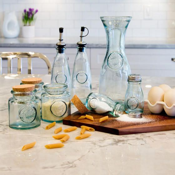 Authentic Oil and Vinegar Set