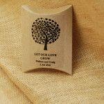 Wedding Favour pillow packs - Eco Version